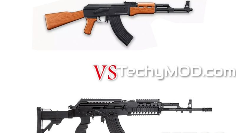 AKM vs M762(Beryl): Which Gun is Better in PUBG MOBILE