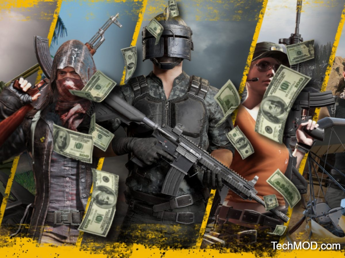 Get PUBG Mobile Royal Pass & UC for Free or Cheap Rate?