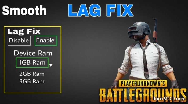 How to fix PUBG Mobile Lite version Lag issue in 1GB/2GB RAM