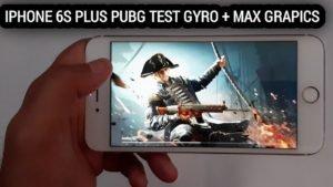 screen iphone 6 pubg